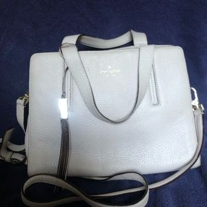 Pale pink Kate spade purse